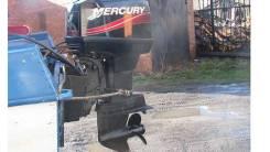 Mercury. 60,00л.с., 2х тактный, бензин, Год: 2007 год