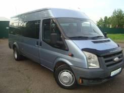 Ford Transit. Ford Tranzit, 2 400 куб. см., 16 мест