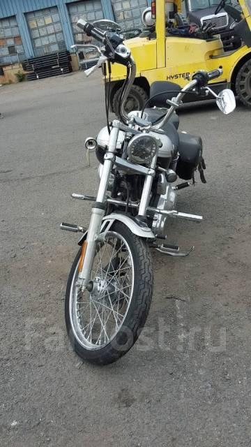 Harley-Davidson. 1 450 куб. см., исправен, птс, без пробега