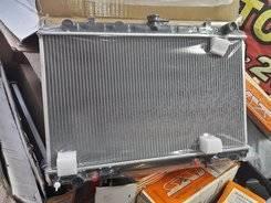 Радиатор охлаждения двигателя. Nissan Titan Nissan Armada, WA60 Двигатель VK56DE
