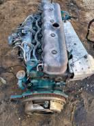 Двигатель в сборе. Nissan Condor Nissan Atlas / Condor Двигатель ED33
