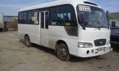 Hyundai County. Продается автобус Hyundai county 1999, 3 300 куб. см., 24 места