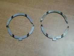 Полукольца упорные колен.вала, комплект 2 верхних и 2 нижних, 3S-FE, Toyota.