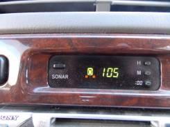 Часы. Toyota Gaia, SXM10, SXM15G, SXM10G, SXM15