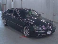 Mercedes-Benz S-Class. W220 S500L, M113