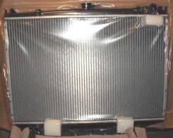 Радиатор охлаждения двигателя. Nissan: Terrano, Pathfinder, Mistral, King Cab, Datsun Truck Двигатели: TD27T, SD25, SD23, TD25, TD27