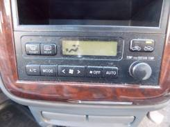 Блок управления климат-контролем. Toyota Gaia, SXM10, SXM15