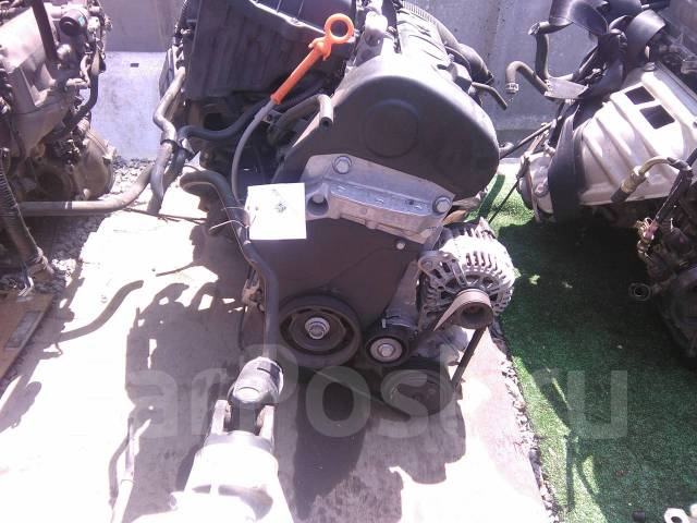 Двигатель VOLKSWAGEN POLO, 6R, CGG, 44000km