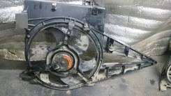 Вентилятор охлаждения радиатора. Opel Omega Двигатель X25XE