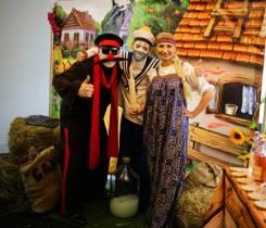 Шоу Деревня Дураков. На свадьбу, юбилей, корпоратив, ведущие, аниматоры