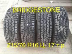 Bridgestone Blizzak DM-V1. Зимние, без шипов, 2010 год, износ: 10%, 4 шт
