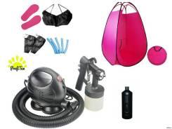 Комплект оборудования для моментального загара