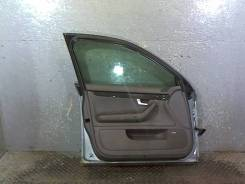 Дверь боковая Audi A4 (B6) 2000-2004, левая передняя
