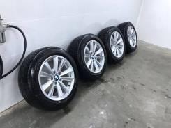 Комплект оригинальных колес R17 на BMW 5 F10. x17