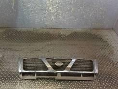 Решетка радиатора Nissan Patrol