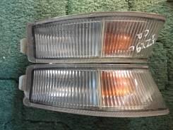 Повторитель поворота в бампер. Toyota Mark II, GX90, LX90, JZX90, JZX91, JZX93, LX90Y, JZX91E, SX90, JZX90E