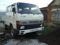 Toyota Hiace. Продам грузовик двухкабинный дизельный, 2 500 куб. см., 1 250 кг.