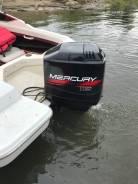 Mercury. 115,00л.с., 2-тактный, бензиновый, нога S (381 мм), Год: 1998 год