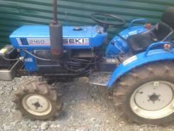 Iseki TX. Трактор iseki 2160