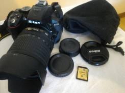 Nikon D5300. 20 и более Мп, зум: 5х