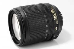 Nikon 18-105mm 1:3.5-5.6G ED Nikkor VR AF-S SWM DX IF Aspherical. Для Nikon