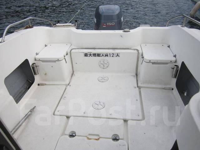 Yamaha FR-26. Год: 1995 год, длина 9,00м., двигатель подвесной, 150,00л.с., бензин