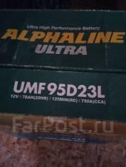 Alphaline. 78 А.ч., левое крепление, производство Корея