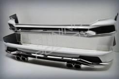 Обвес кузова аэродинамический. Lexus LX450d, URJ200 Lexus LX570, SUV, URJ201, URJ201W, URJ200