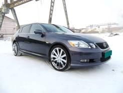 Обвес кузова аэродинамический. Lexus GS460, GRS191, GRS196, UZS190 Lexus GS350, GRS191, GRS196, UZS190 Lexus GS300, GRS190 Lexus GS430, UZS190, GRS196...