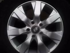 Hyundai. 6.5x16, 5x114.30, ET45