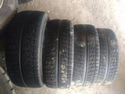Bridgestone Blizzak MZ-01. Зимние, без шипов, износ: 40%, 4 шт