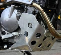 Защита картера двигателя.