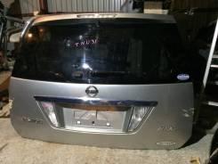 Дверь багажника. Nissan Presage, TNU31
