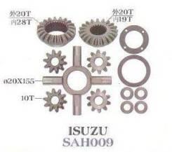 Ремкомплект дифференциала. Isuzu Giga