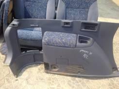 Обшивка багажника. Toyota Ipsum, SXM10, SXM10G, SXM15G, SXM15 Двигатель 3SFE