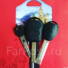 Ключ зажигания. Peugeot Land Rover