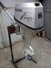 Honda. 8,00л.с., 4-тактный, бензиновый, нога S (381 мм), Год: 1997 год
