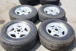 #Продам комплект колес, возможна отправка. 7.0x16 5x150.00 ET48 ЦО 110,0мм.