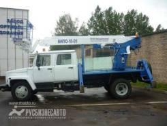 Випо-18. ВИПО-18-01 на шасси ГАЗ-33081/33088 (4х4) (5м. каб), 18 м.