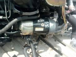 Стартер. Toyota Hiace, KZH106G, KZH106W Двигатель 1KZTE