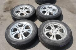 Продам комплект колес, возможна отправка. 7.0x17 5x114.30 ET53 ЦО 73,0мм.