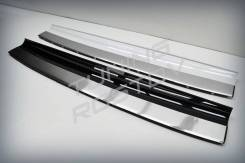 Накладка на бампер. Lexus LX450d Lexus LX570