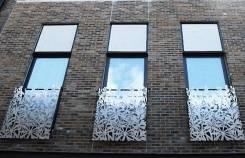 Изготовление фасадных элементов методом лазерной резки по чертежам