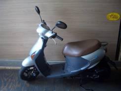 Suzuki Lets 4. 50 куб. см., исправен, без птс, без пробега