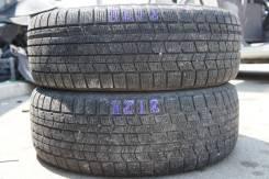Dunlop. Зимние, без шипов, 2012 год, износ: 50%, 2 шт