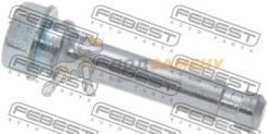 Втулка направляющая суппорта тормозного переднего FEBEST / 0174MCV10F