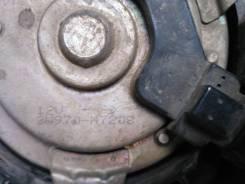 Вентилятор охлаждения радиатора. Nissan X-Trail, T30 QR20DE, QR25DE, YD22ETI