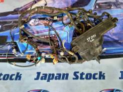 Проводка двс. Toyota Caldina, ST215G, ST215W, ST215 Двигатель 3SGE