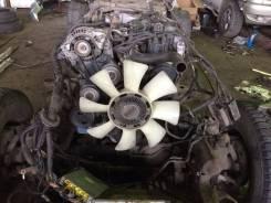 Двигатель в сборе. Mitsubishi Pajero Двигатель 6G72