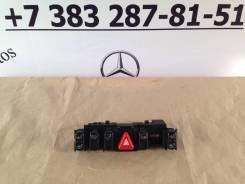Консоль центральная. Mercedes-Benz E-Class, W210